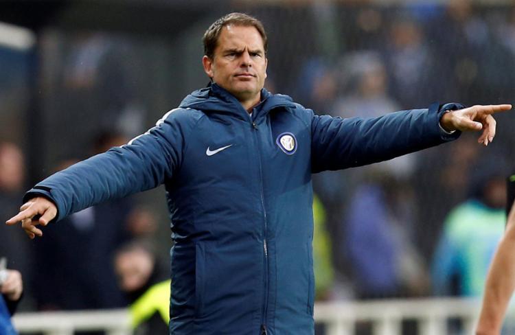 O técnico ficou apenas 3 meses no comando da Inter de Milão - Foto: Alessandro Garofalo | Reuters