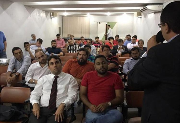 Grupo 'Vitória do Torcedor' é o segundo a confirmar a sua candidatura para o pleito de dezembro - Foto: Reprodução l Vitória do Torcedor