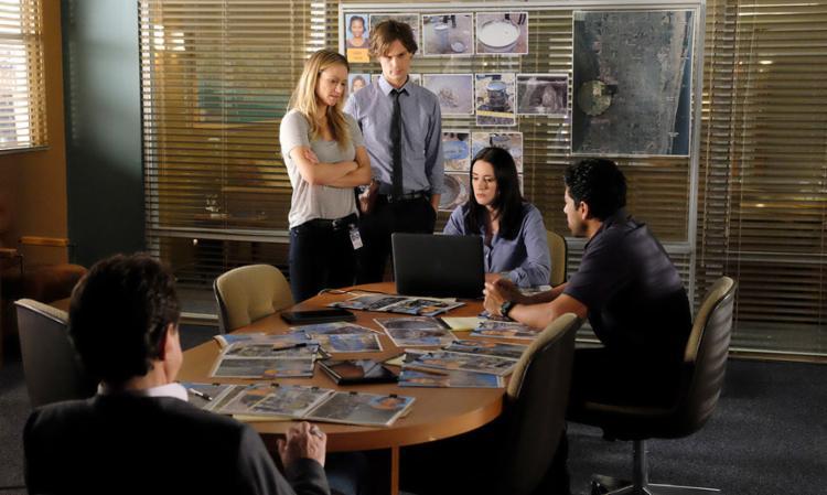 Equipe de investigadores de elite de Criminal Minds está renovada na temporada que estreia dia 21 - Foto: Eddy Chen   ABC Studios   Divulgação