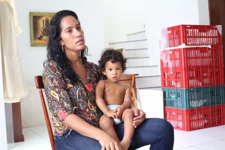 Bárbara Reimão, 37, parou de tomar pílula em 2013 - Foto: Mila Cordeiro   Ag. A TARDE