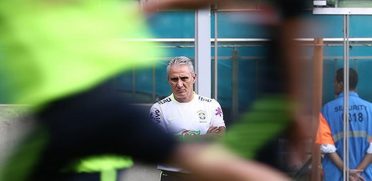Tite assumiu Seleção após eliminação contra o Peru - Foto: Lucas Figueiredo l CBF l Divulgação
