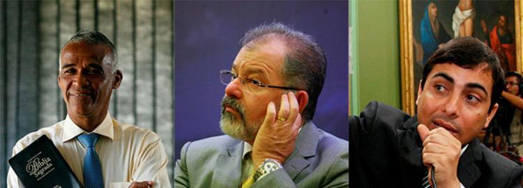 Deputados já se movimentam pela presidência do Legislativo - Foto: Raul Spinassé e Joá Souza | Ag. A TARDE