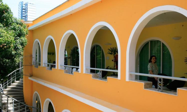 A residência artística foi construída no último andar - Foto: Xando Pereira | Ag. A TARDE