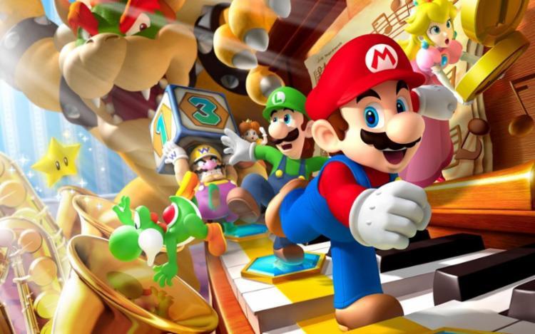Super Mario Run traz o encanador mais famoso do mundo para os dispositivos móveis - Foto: Divulgação