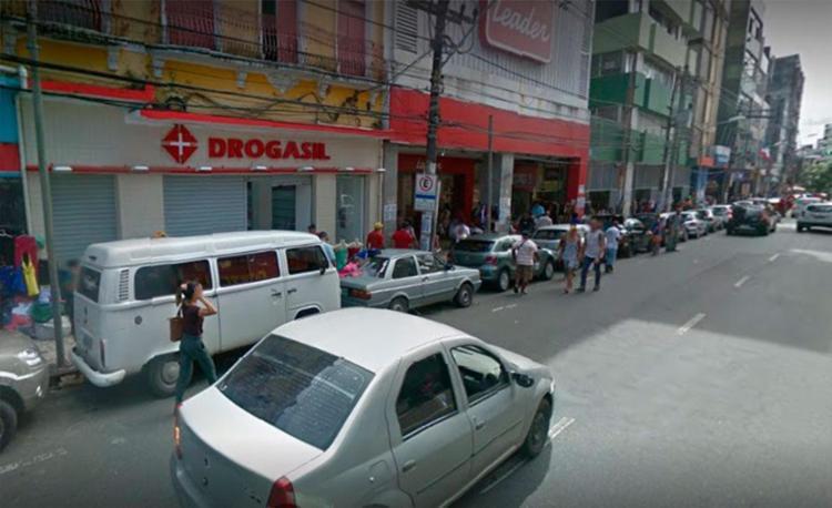 O casal foi conduzido à Central de Flagrantes - Foto: Google Maps | Reprodução