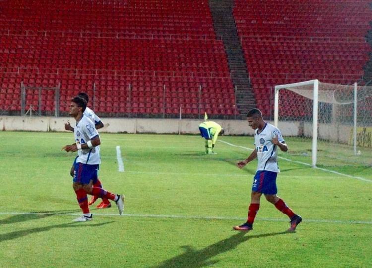 Bahia foi mais eficiente que o Cruzeiro e soube aproveitar as chances - Foto: Divulgação l EC Bahia