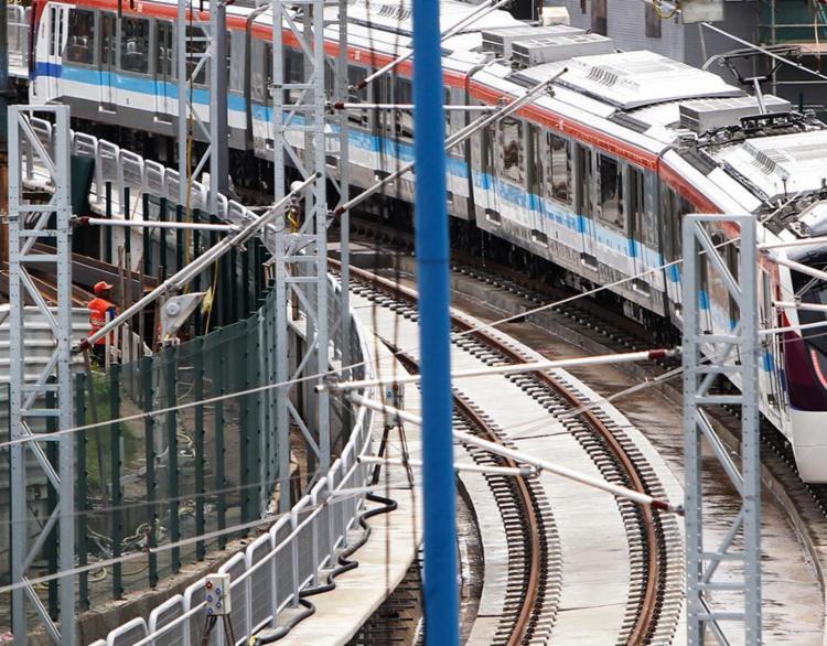 Trens do metrô pararam na manhã desta sexta, 17, após queda de energia - Foto: Divulgação | Elói Corrêa | (Gov-BA)