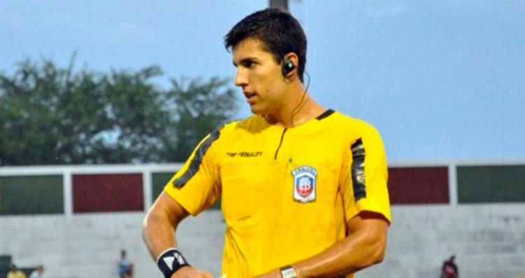 Diego Pombo foi sorteado nesta quarta, 16 - Foto: Marcelo Oliveira | FBF