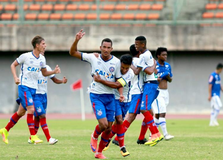 O primeiro duelo será no dia 23 de novembro - Foto: Felipe Oliveira | EC Bahia