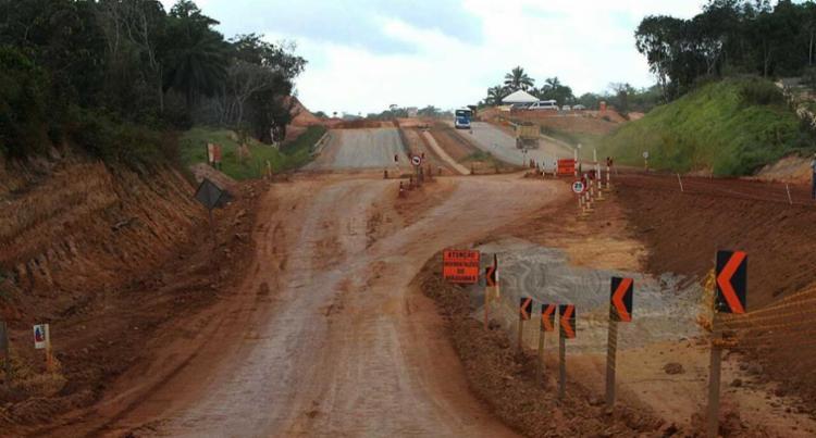 Segmento que liga a rodovia CIA-Aeroporto e a Estrada do Coco já está com 56% das intervenções concluídas - Foto: Manu Dias   GovBa