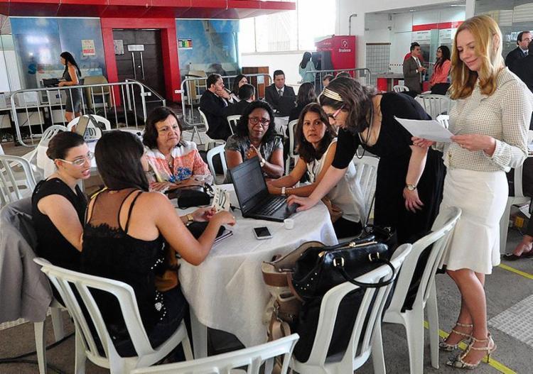 A edição baiana do evento, com as varas da Fazenda Pública, foi iniciada nesta quinta-feira, 17 - Foto: Nei Pinto l TJ-BA