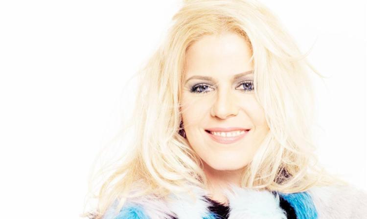 Paula Toller vai levar um convidado especial para o show - Foto: Divulgação
