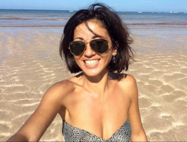 Turista italiana morreu asfixiada em Morro - Foto: Reprodução | Facebook