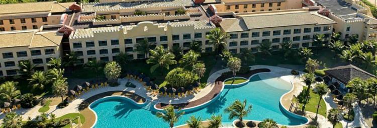 Dois hotéis estão localizados na Praia do Forte e outro em Trancoso - Foto: Divulgação