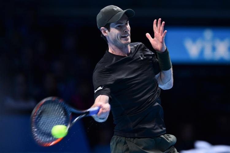Murray venceu com facilidade nesta quinta - Foto: Glyn Kirk | AFP