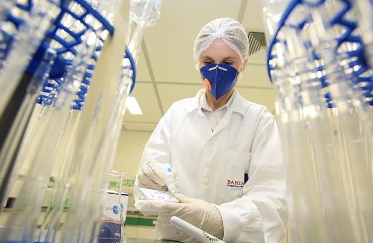O exame detecta a doença em qualquer fase - Foto: Joá Souza l Ag. A TARDE