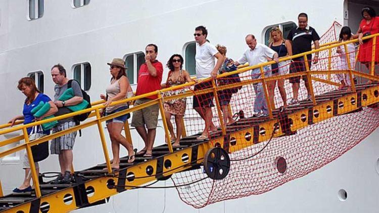 Estão programados 13 navios para o mês de dezembro em Salvador - Foto: Bahiatursa | Divulgação