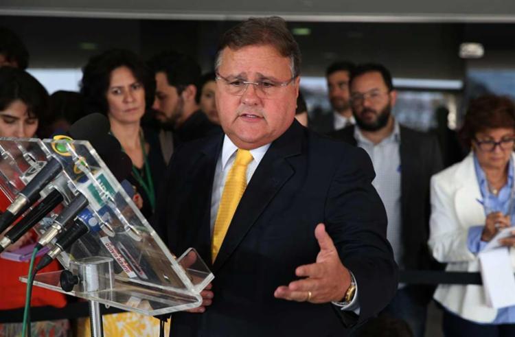 Geddel admitiu ter conversado com Calero sobre a obra, mas negou tê-lo pressionado - Foto: Valter Campanato | Agência Brasil