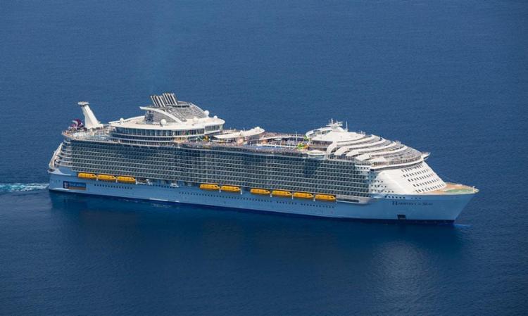 Harmony of the Seas tem uma gama de diversão e entretenimento a bordo - Foto: Royal Caribbean | Divulgação