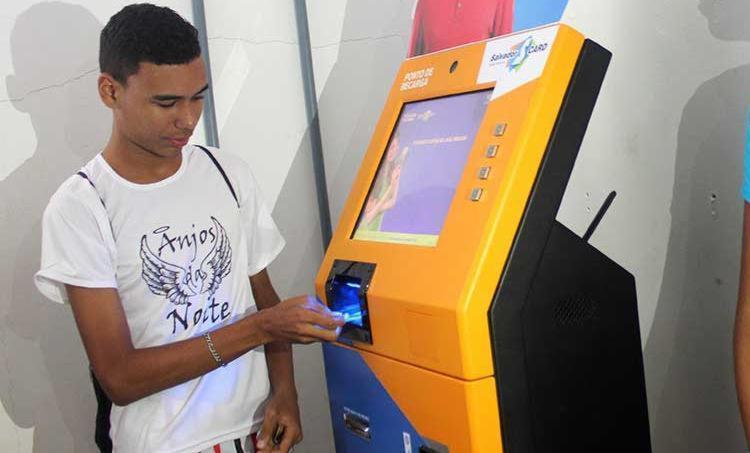 Shopping Cajazeiras ganha ponto de recarga do Salvador Card - Foto: Evilnia Sena | Agecom
