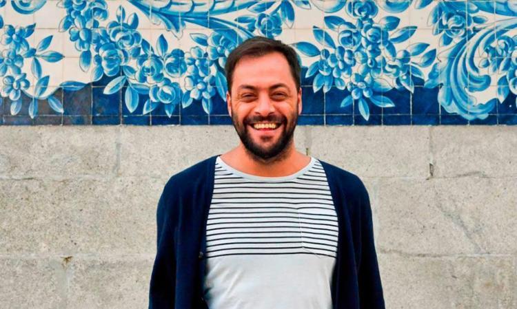 Antônio Zambujo costuma vir ao Brasil de quatro a cinco vezes por ano - Foto: Tiago Cação | Divulgação