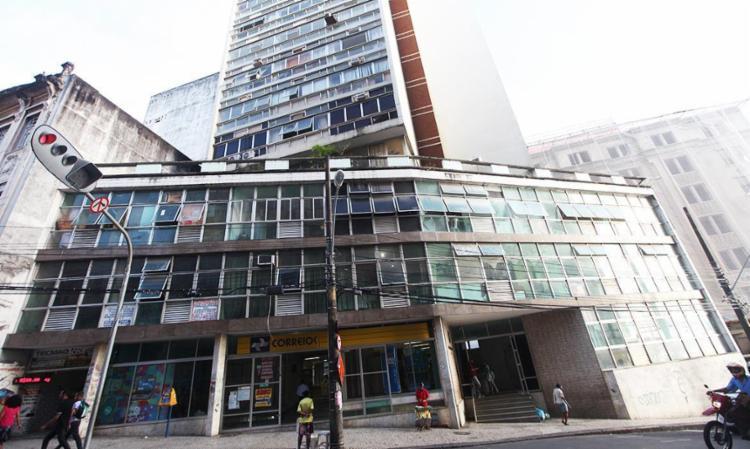 Dupla entrou em uma empresa no Edf. Bráulio Xavier e roubou celulares - Foto: Margarida Neide | Ag. A TARDE