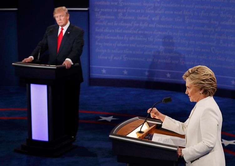 As eleições estão marcadas para terça-feira, 8 - Foto: Mark Ralston l Reuters