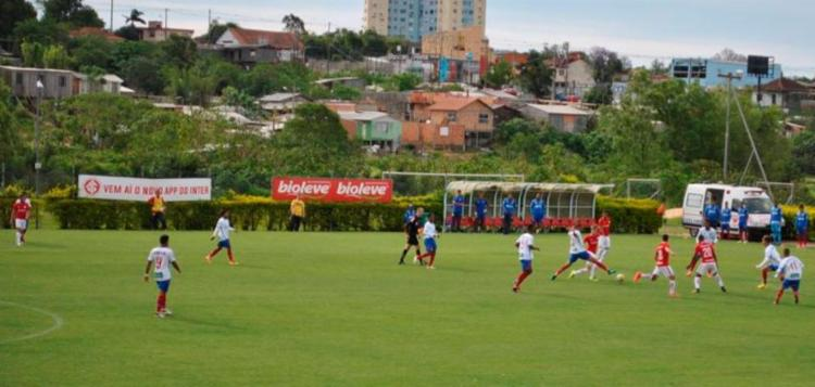 Partida foi realizada no estádio Morada dos Quero-Queros, no interior do Rio Grande do Sul - Foto: Divulgação | EC Bahia