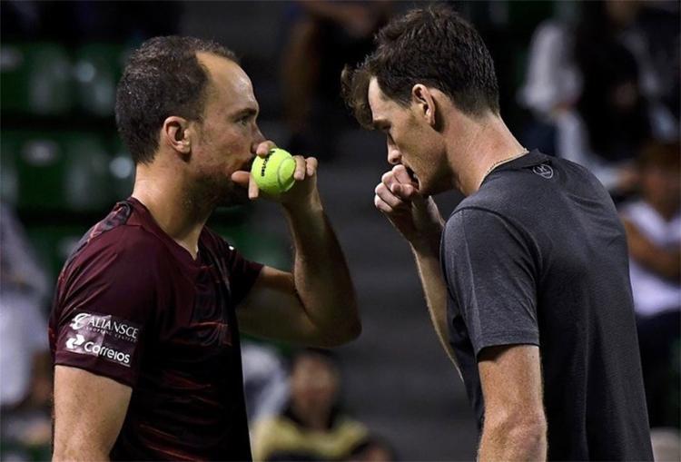 Soares e Murray podem perder a liderança da temporada - Foto: Arquivo l TenisBrasil