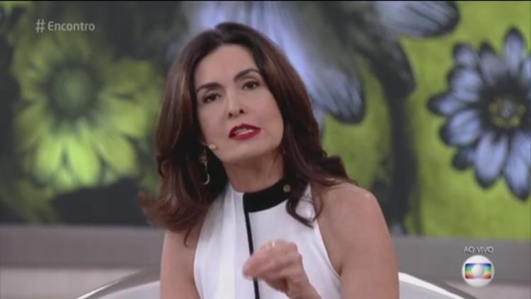 A enquete questionava quem as pessoas salvariam primeiro: um policial ou um traficante - Foto: Reprodução | TV Globo