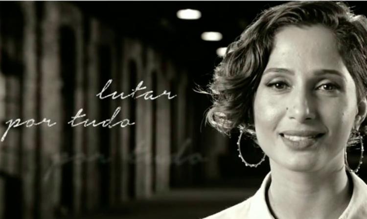 Camila Pitanga protagoniza a campanha ao lado de outras artistas - Foto: Reprodução