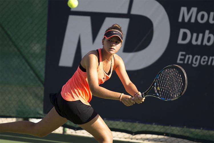 Jovem tenista é a única baiana no torneio - Foto: Bruno Rocha l Divulgação