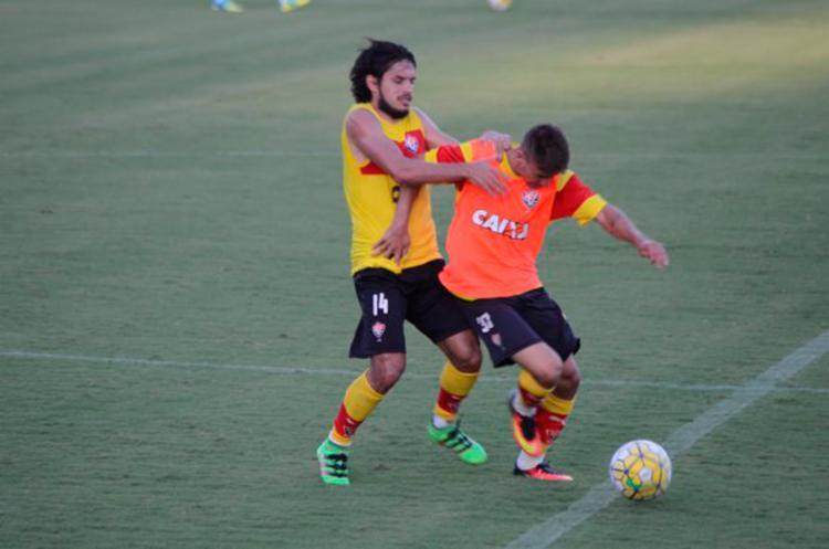 Os atletas se reapresentaram na manhã desta terça-feira, 22 - Foto: Francisco Oliveira | EC Vitória