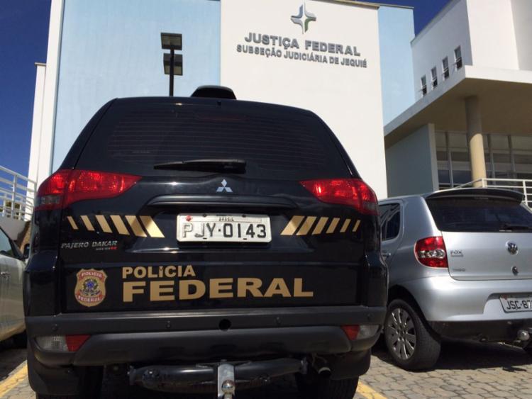 O prejuízo foi mais de R$ 17 milhões em seguro-desemprego e R$ 1 milhão em benefícios do INSS - Foto: Divulgação   Polícia Federal