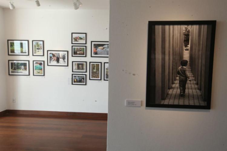 Câmara Solar Galeria, no Santo Antônio, oferece serviços curatoriais personalizados - Foto: Lúcio Távora | Ag. A Tarde
