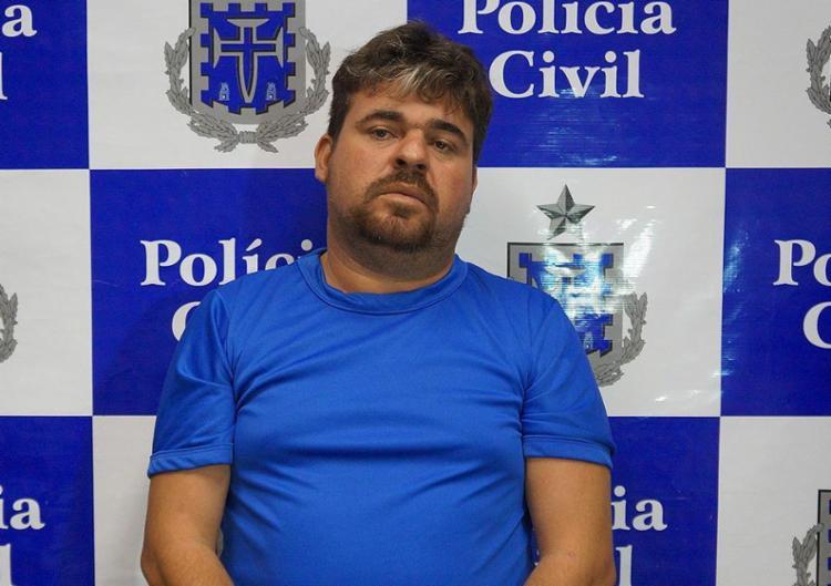 A polícia vai apurar se Paulo aplicou o mesmo golpe em outras vítimas - Foto: Divulgação l Ascom l Polícia civil