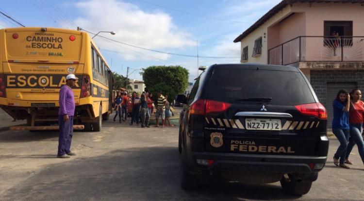 PF desarticula esquema de fraude em cidades baianas - Foto: Polícia Federal | Divulgação