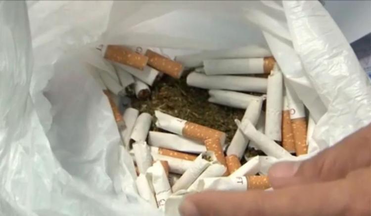 Resultado de imagem para Advogado é preso com cigarros 'recheados' de maconha na Bahia