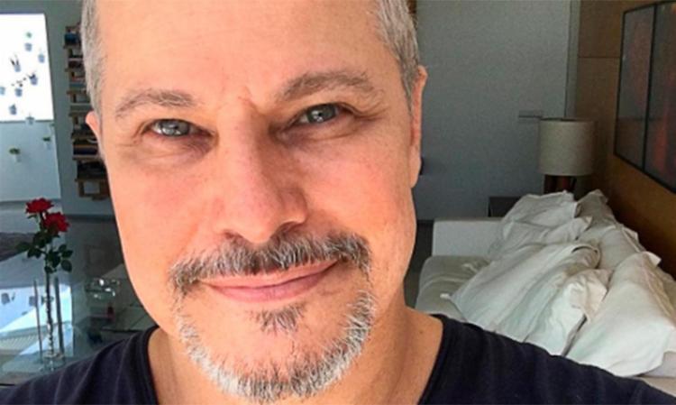 Edson Celulari comemorou a notícia de que está 100% curado do câncer - Foto: Reprodução | Instagram