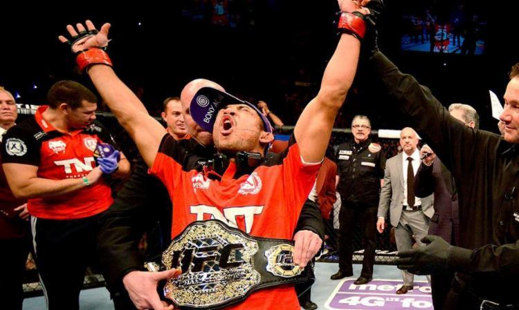 José Aldo recupera o cinturão e espera adversário entre Max Holloway e Anthony Pettis - Foto: Divulgação | UFC