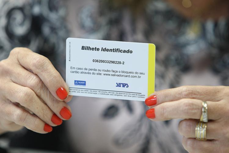 A aquisição do bilhete avulso identificado (BAI) necessita de agendamento no site - Foto: Mila Cordeiro l Ag. A TARDE