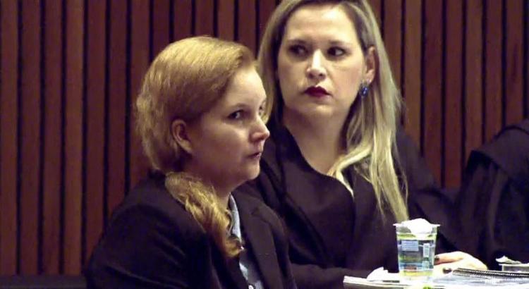 Em depoimento, Elize Matsunaga deu detalhes da morte do marido - Foto: TV Globo/Reprodução