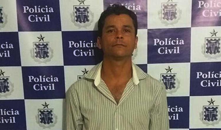 José Henrique era procurado pela polícia - Foto: Ascom | Polícia Civil