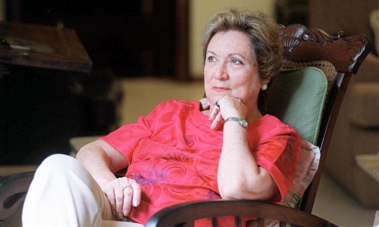 Myriam Fraga ajudou a criar a Fundação Casa de Jorge Amado - Foto: Wilson Besnosik | Divulgação
