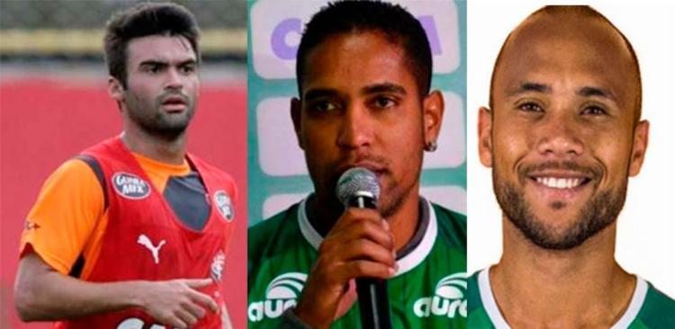 Jogadores que já passaram pelo Bahia e Vitória estão entre as vítimas - Foto: Reprodução   TV Globo