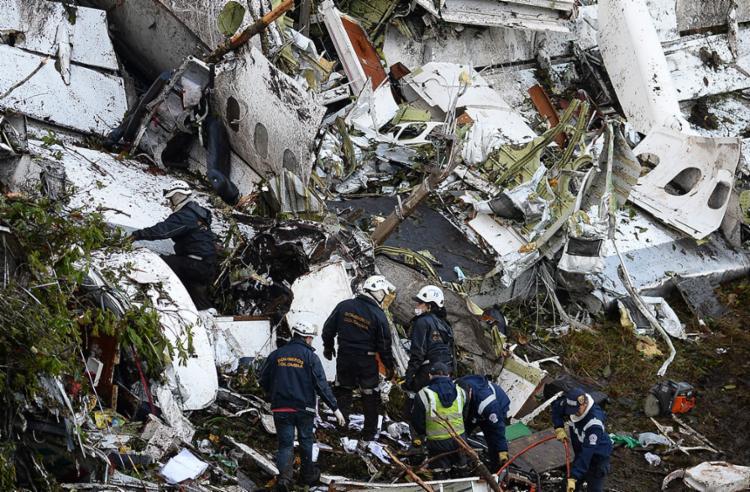 A tragédia ocorreu na madruga de terça-feira - Foto: Raul Arboleda | STR | AFP