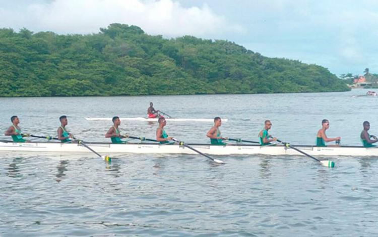 O remo baiano conquistou 30 medalhas na competição - Foto: Divulgação | CBR