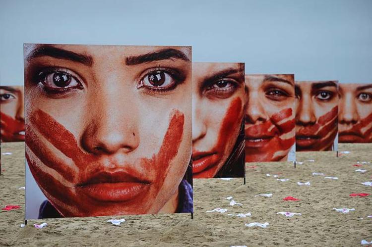 Em junho, Rio da Paz faz ato público contra o abuso de mulheres - Foto: Tânia Rêgo   Agência Brasil