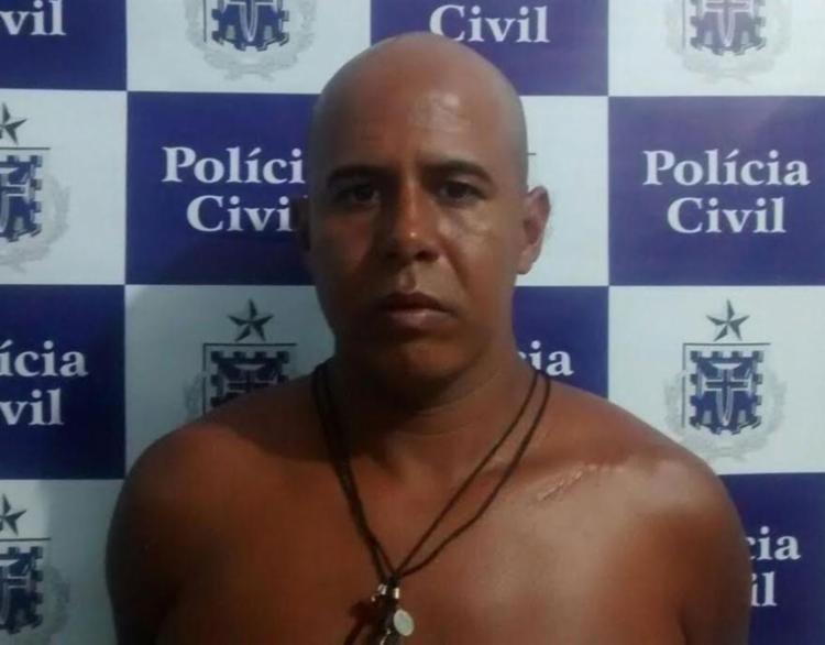Jailson estava foragido desde o dia 22 de agosto quando realizou uma fuga do complexo penitenciário de Sergipe - Foto: Polícia Civil | Divulgação