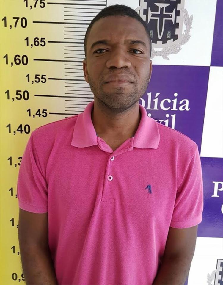 Romilson está sendo investigado pela polícia por outros homicídios - Foto: Polícia Civil | Divulgação